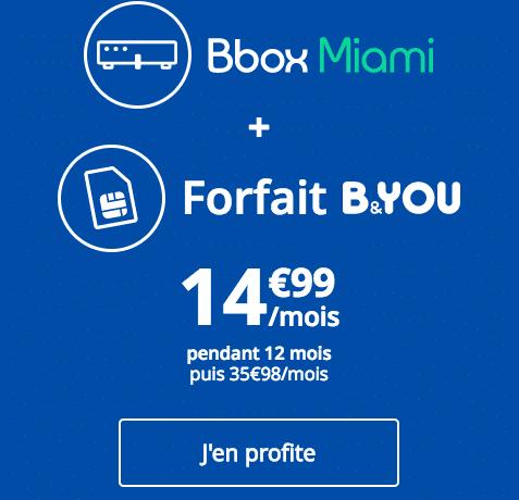 Forfait gratuit Bouygues