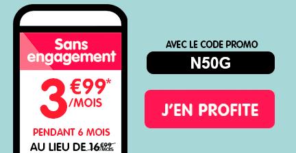 NRJ Mobile promotion