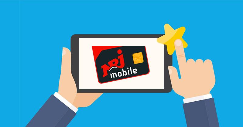 Avis client sur l'opérateur NRJ Mobile