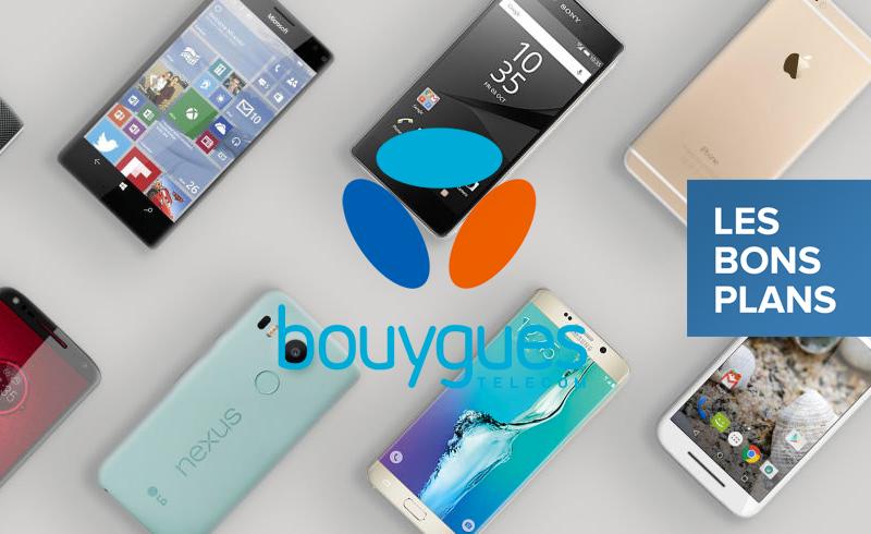 b16933af5625 Code promo Bouygues Télécom   bon plan sur les forfaits et box internet