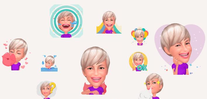 Découvrez les Emoji des Galaxy S9 et S9+.