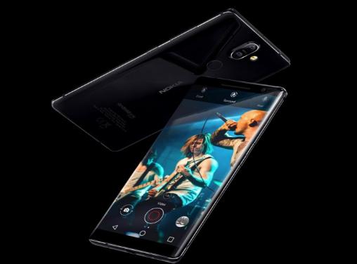 Le Nokia 8 Sirocco pourrait créer l'évènement.