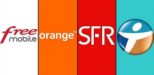 L'ANFR fait le classement du nombre de sites émetteurs de 4G en France.