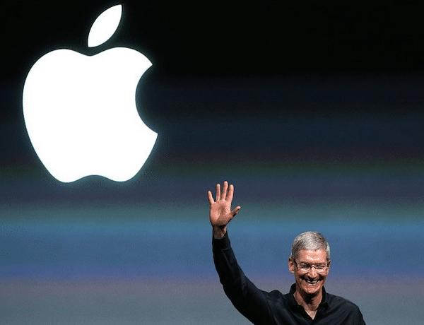 Une belle performance pour Apple, toujours plus loin, toujours plus haut.