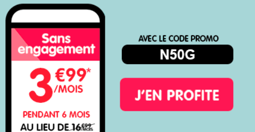 NRJ Mobile promotion