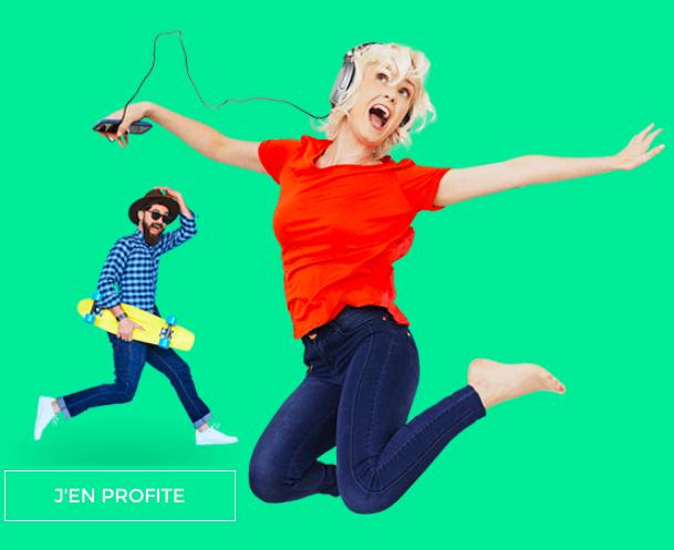Choisir un abonnement RED by SFR pour le Galaxy S9.