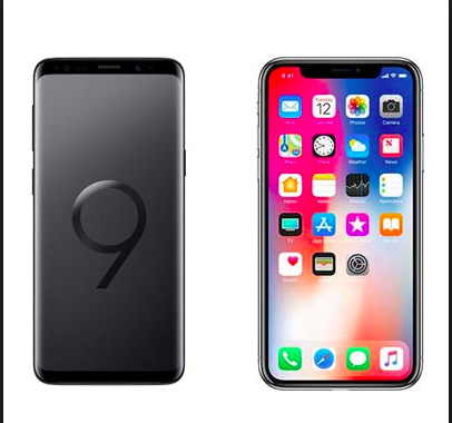 Le Galaxy S9 pourra-t-il concurrencer l'iPhone X ?