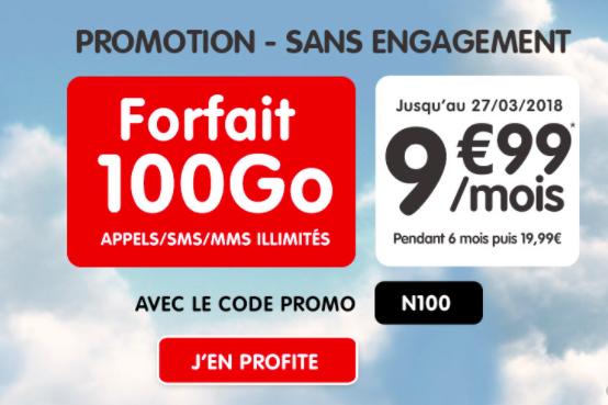 promotion NRJ Mobile