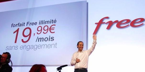 Xavier Niel met fin aux forfaits subventionnés.