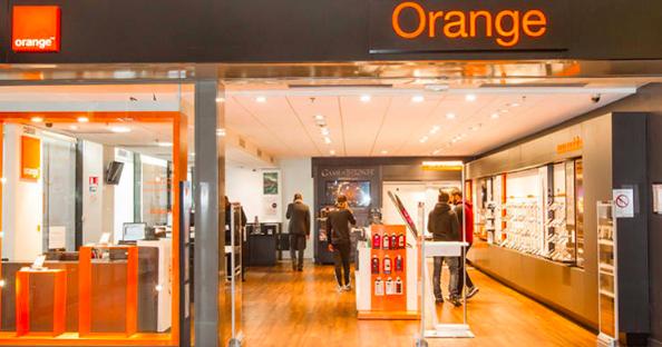 Les clients Orange sont de plus en plus nombreux.