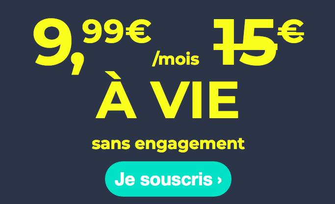 Le forfait Cdiscount Mobile en promotion avec les French Days