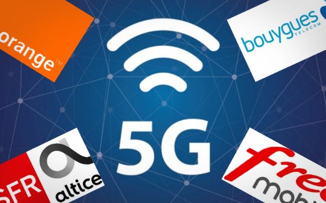 Les opérateurs français sont tous concentrés sur la démocratisation de la 5G.