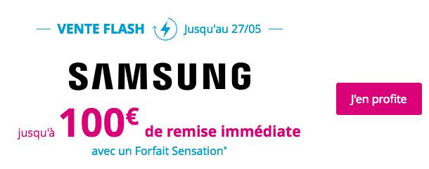 Le code promo Bouygues Telecom pour le Samsung Galaxy Note8