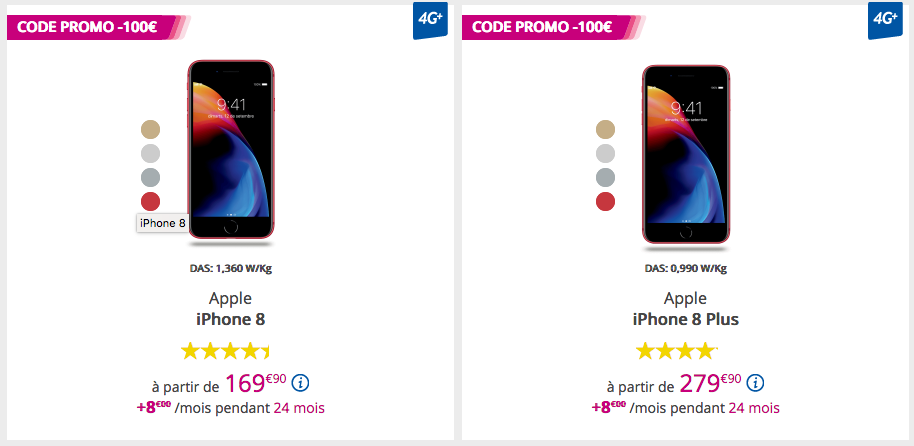 Promotion Bouygues Iphone