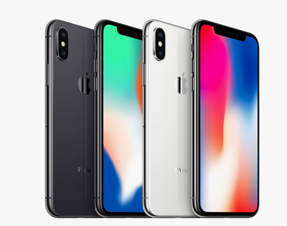 L'iPhone X d'Apple.