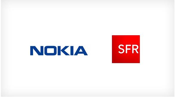 SFR et Nokia partenaires pour l'arrivée de la 5G.