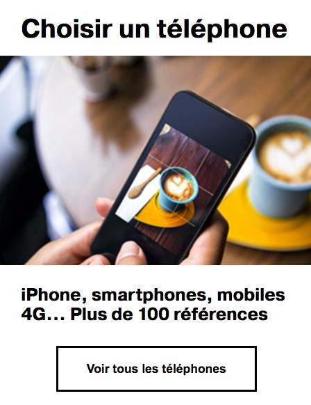 orange smartphones