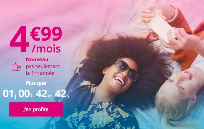 B&YOU 20 Go de Bouygues Télécom