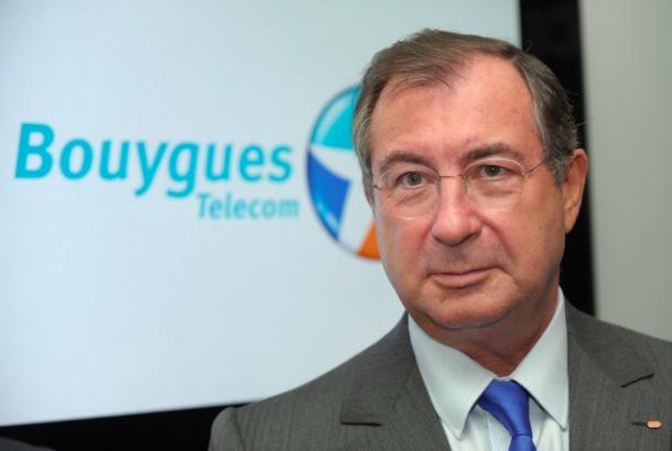 Martin Bouygues propriétaire Bouygues Telecom