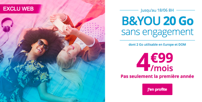 bouygues telecom prolonge son offre b and you