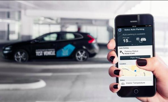 Le smartphone peut devenir une clé pour ouvrir les voitures