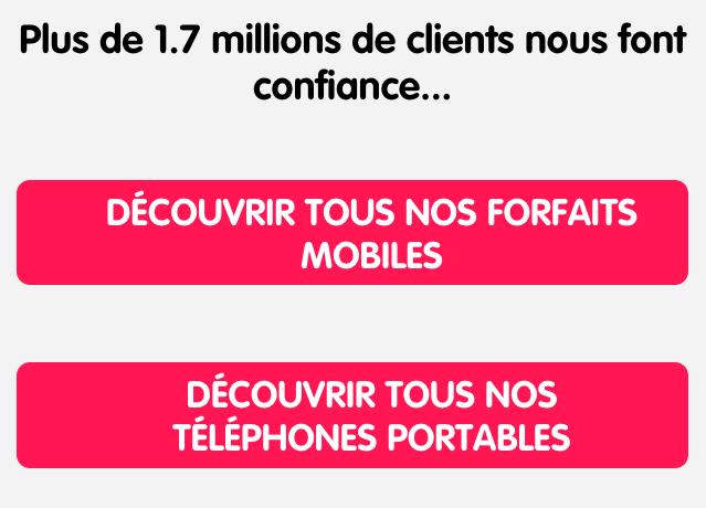 Faire confiance à NRJ Mobile.