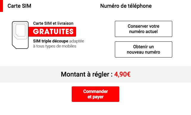 50 Go à 4,90€ avec Syma Mobile.
