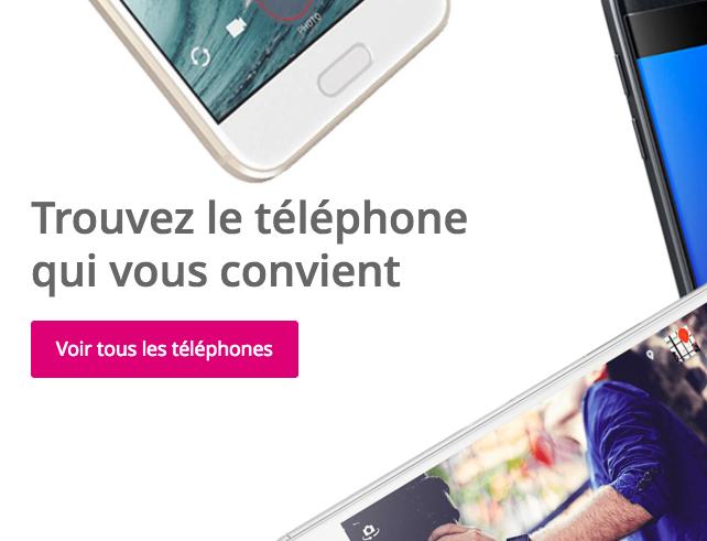 Choisir un smartphone avec Bouygues Télécom
