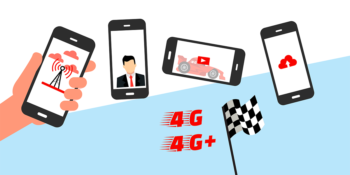 Consommation forfait 4G
