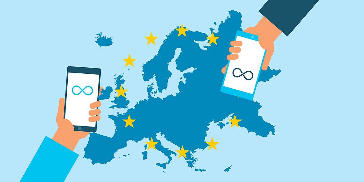 Les forfaits illimités en Europe