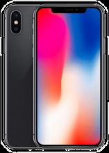 iPhone X avec un forfait