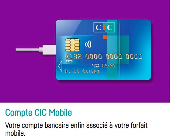Les avantages de CIC Mobile et de Crédit Mutuel Mobile.