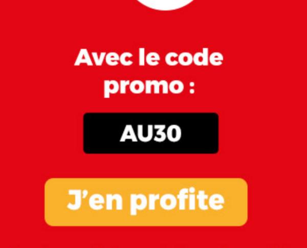 Auchan Télécom forfait mobile pas cher grâce à code promo.