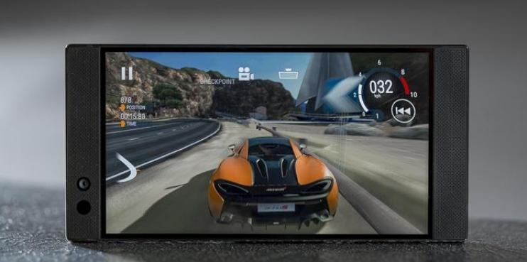 Razer Phone, smartphone orienté gaming.