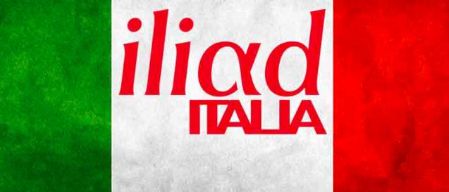 Free Mobile en Italie.