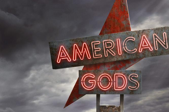 American Gods, représentative des soucis de Netflix et Amazon Prime.