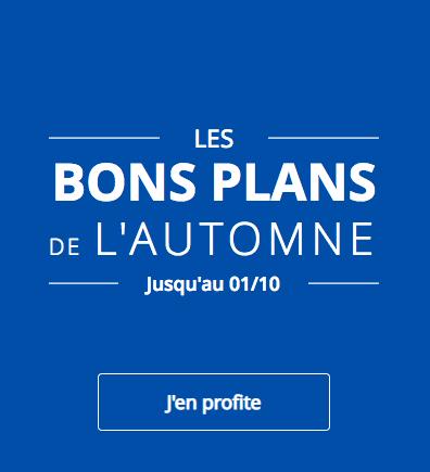 Les bons plans de l'Automne chez Bouygues Telecom avec le Huawei P20