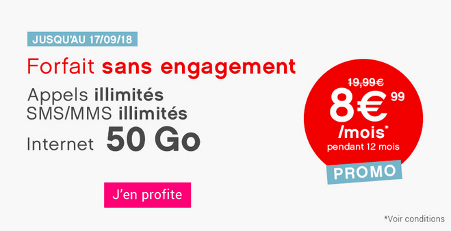 Coriolis Telecom forfait mobile 4G pas cher.