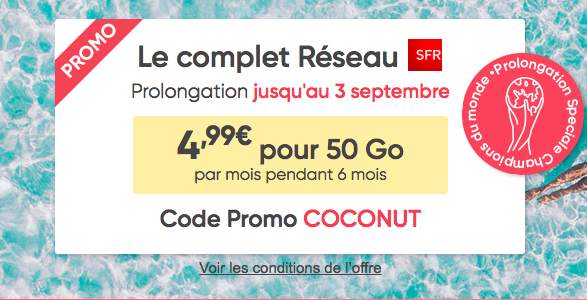 comment avoir son code puk red by sfr