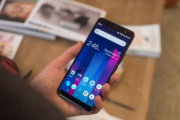 HTC U11+ très bon en photo smartphone