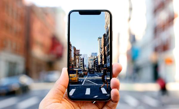 iPhone X très bon smartphone photo.