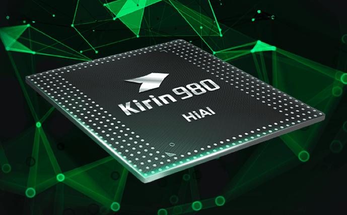 Nouveau SoC Huawei Kirin 980 puissant.