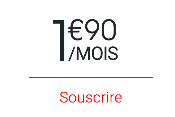 L'indispensable de Syma Mobile à seulement 1,90€.