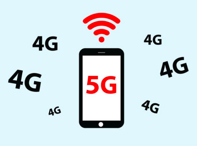 La 5G remplace la 4G.