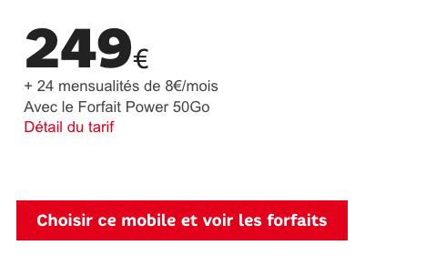 Samsung Galaxy Note 9 en vente flash pas cher chez SFR avec forfait illimité.