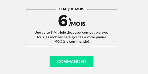 Éviter le hors forfait avec forfait bloqué RED by SFR.