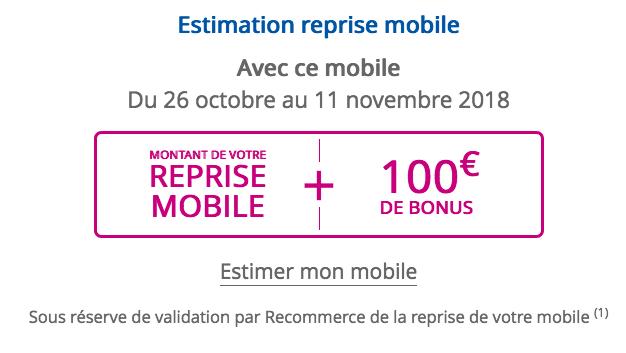 Bonus de reprise bouygues telecom huawei