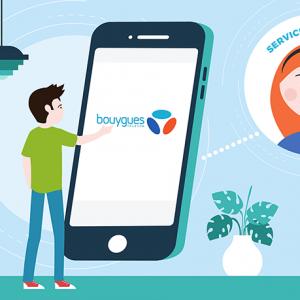 Service client B&YOU et Bouygues Télécom