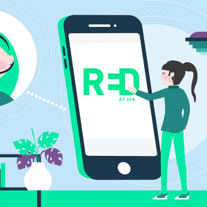 Contacter service client RED by SFR