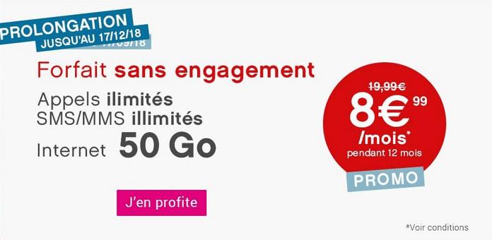 Promotion forfait mobile pas cher Coriolis Télécom.